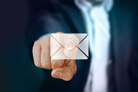 email envoi